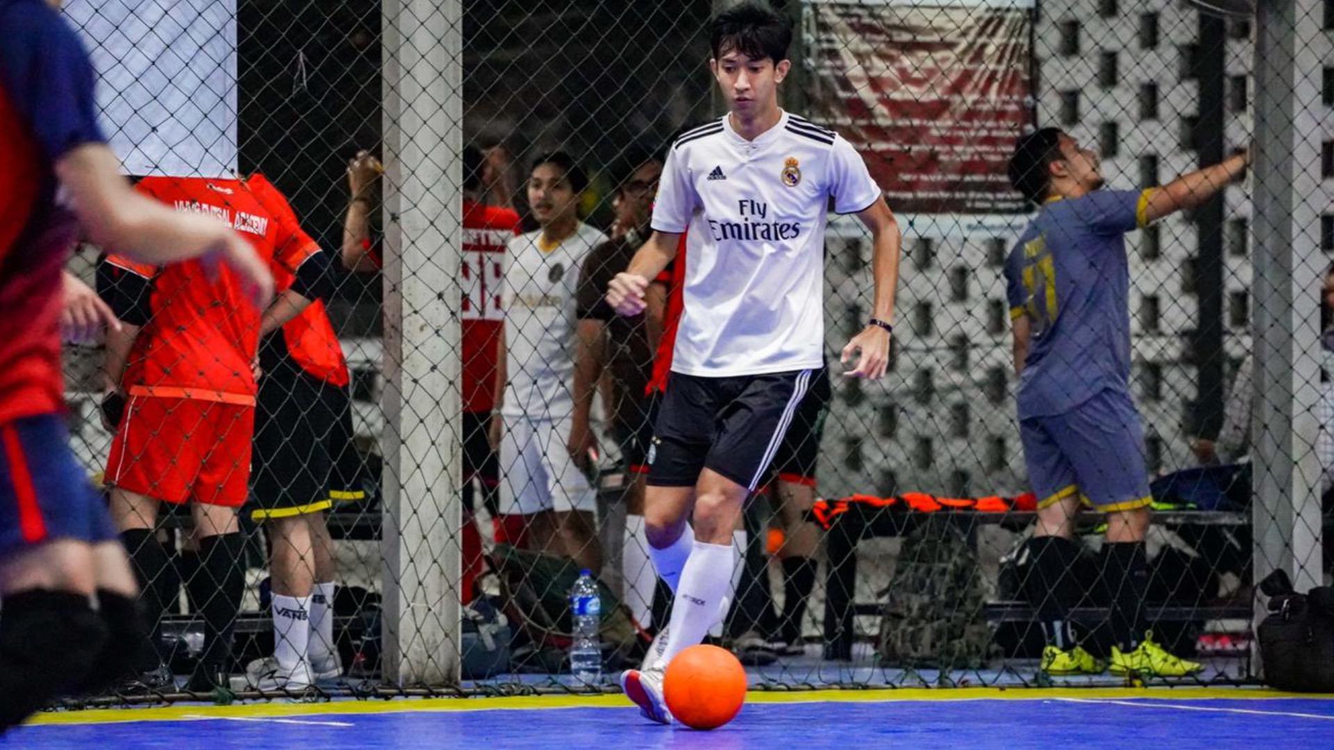 Tuesday Gelora Estadio Futsal