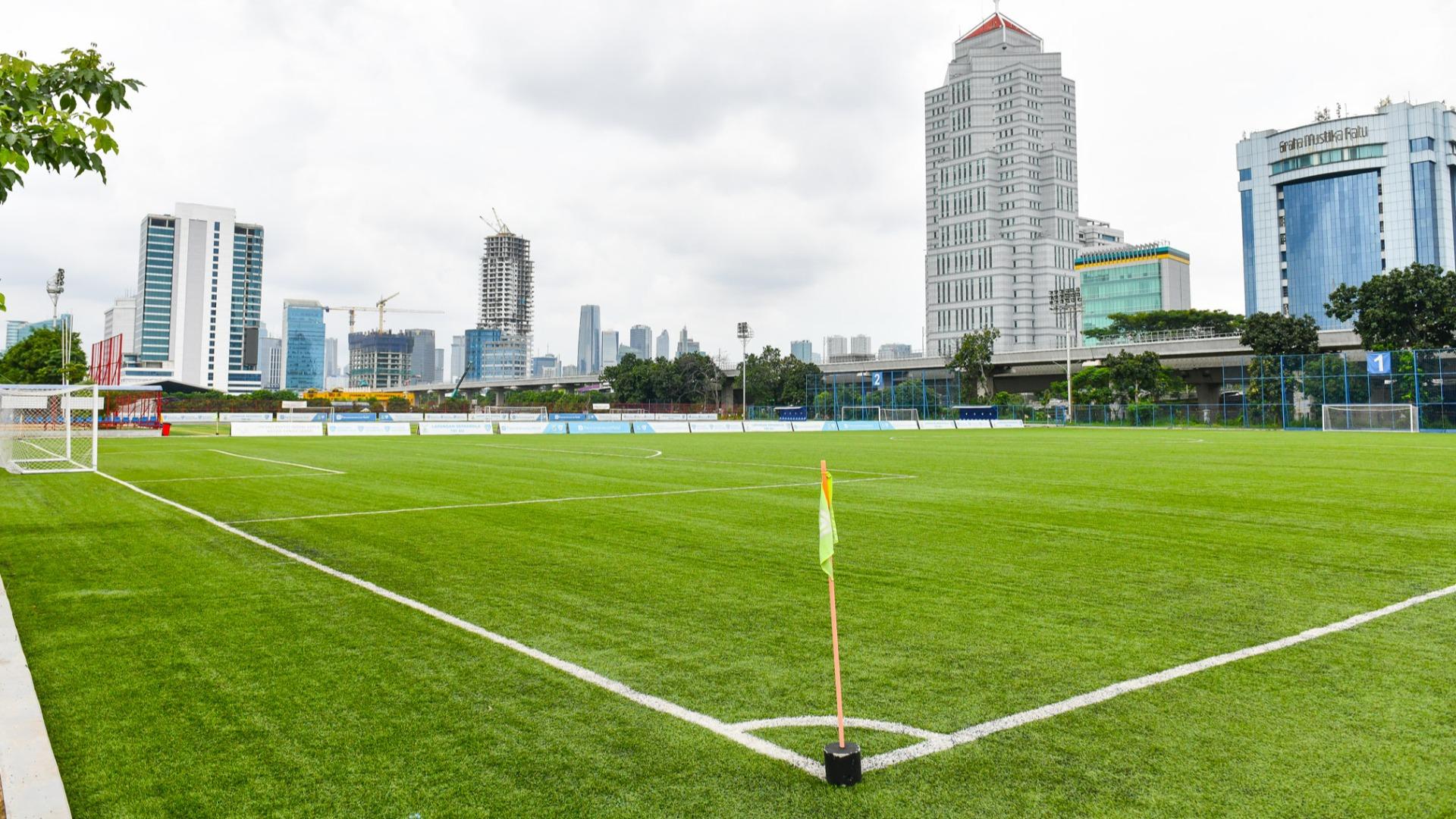 Pancoran Soccer Field / PSF