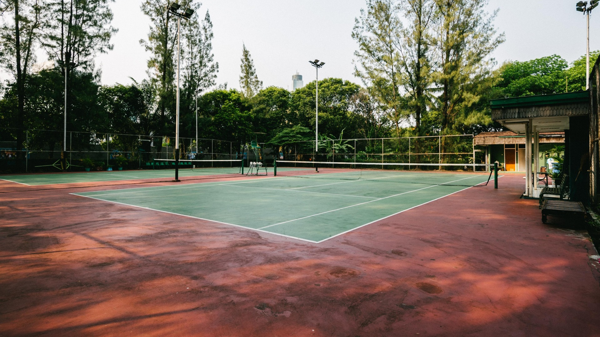 Patra Kuningan Tennis Court (Court C)