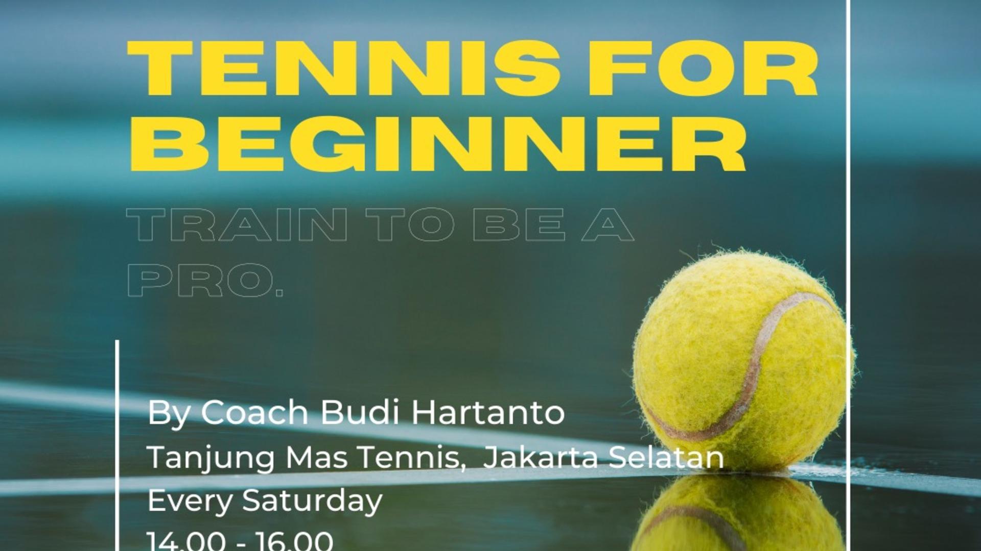 Tenis for Beginner