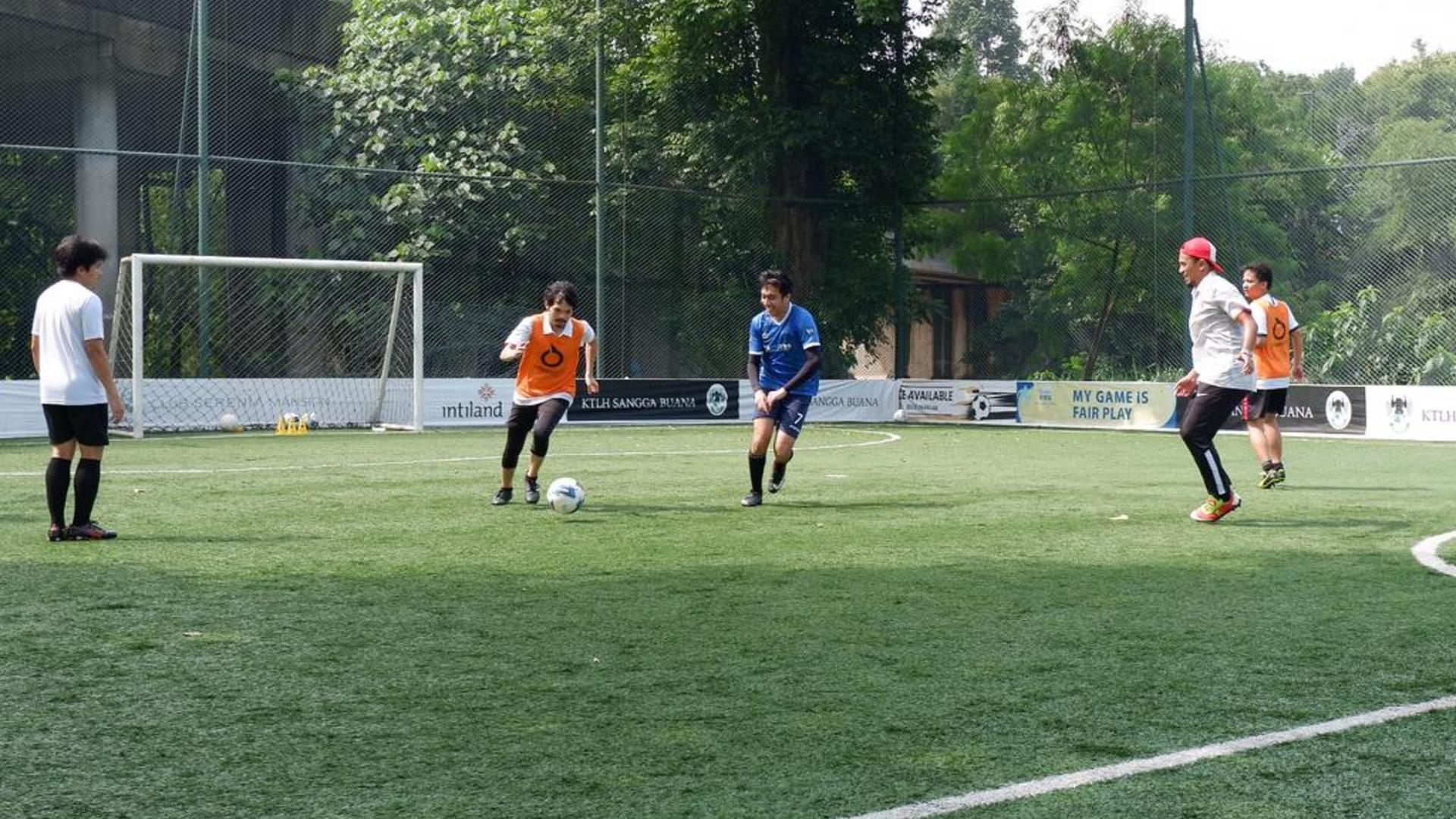 Gelora Fundamental Football Training