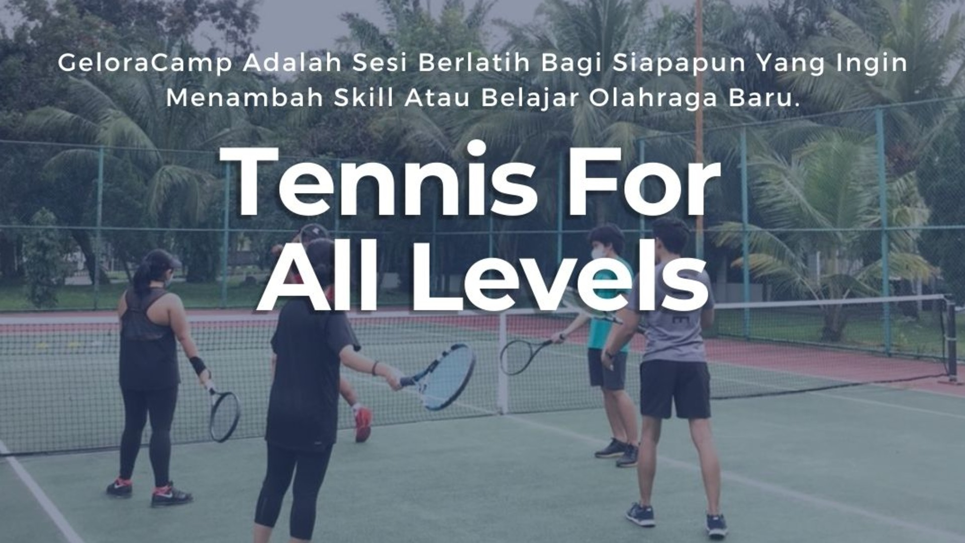 Tenis For All Levels