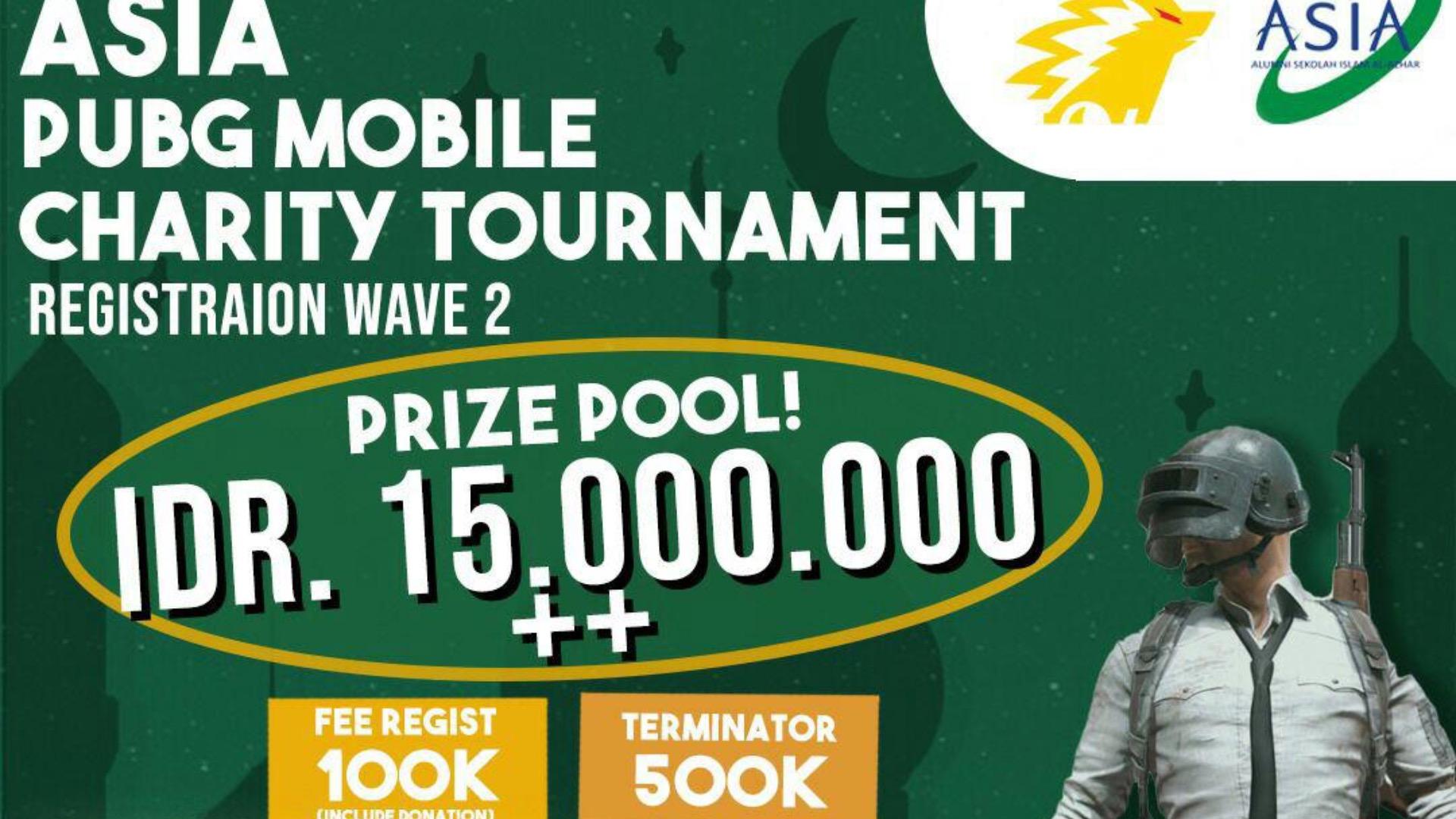 ASIA PUBGM Charity Tournament 2021