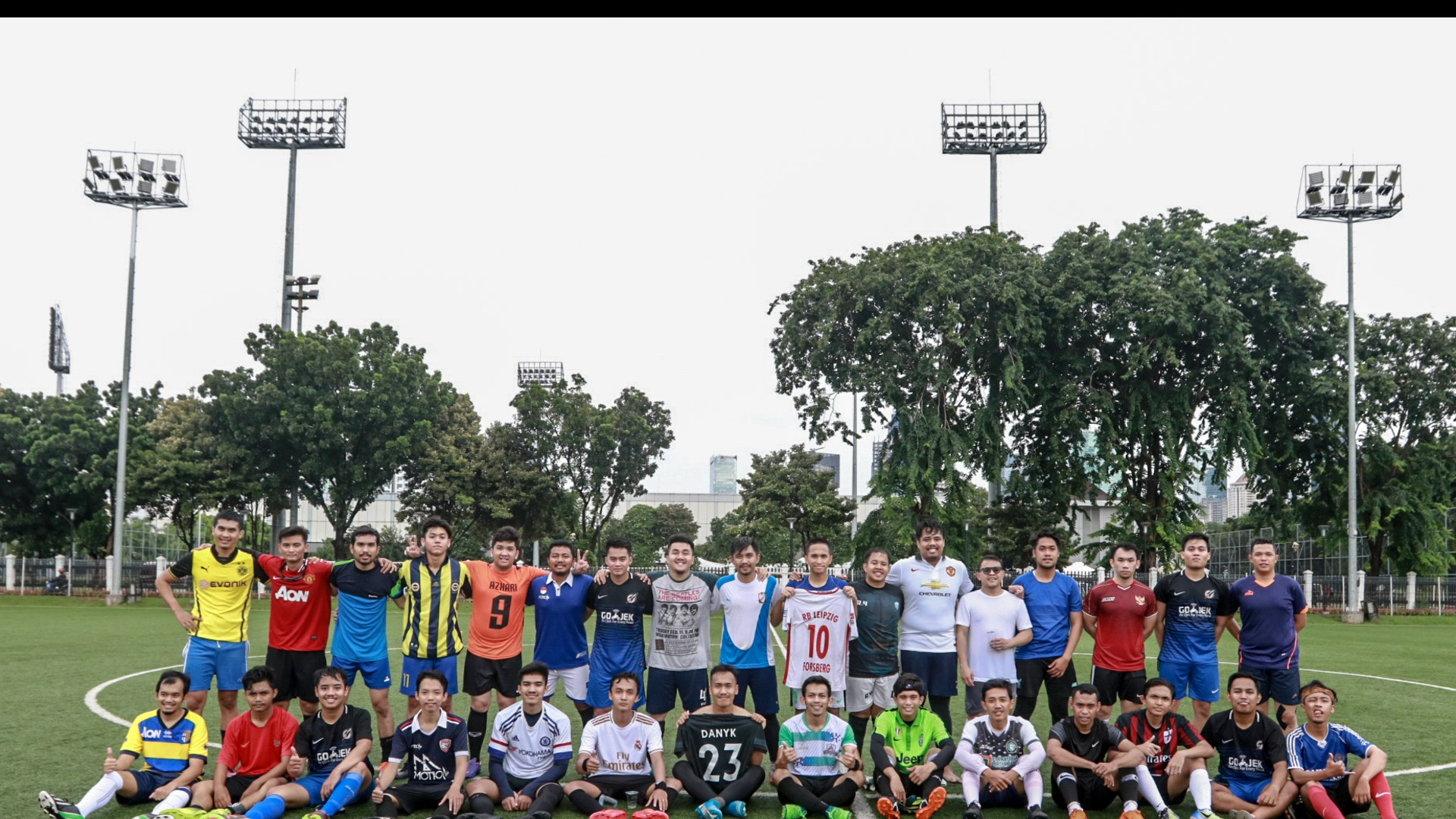 Gelora Futsal Grand Futsal Kuningan