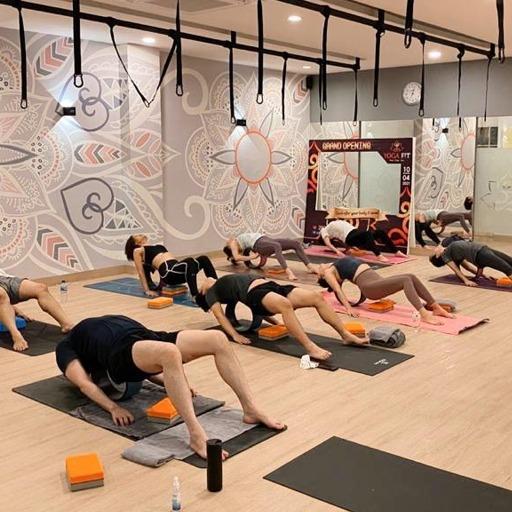 Kelas Yoga Jakarta