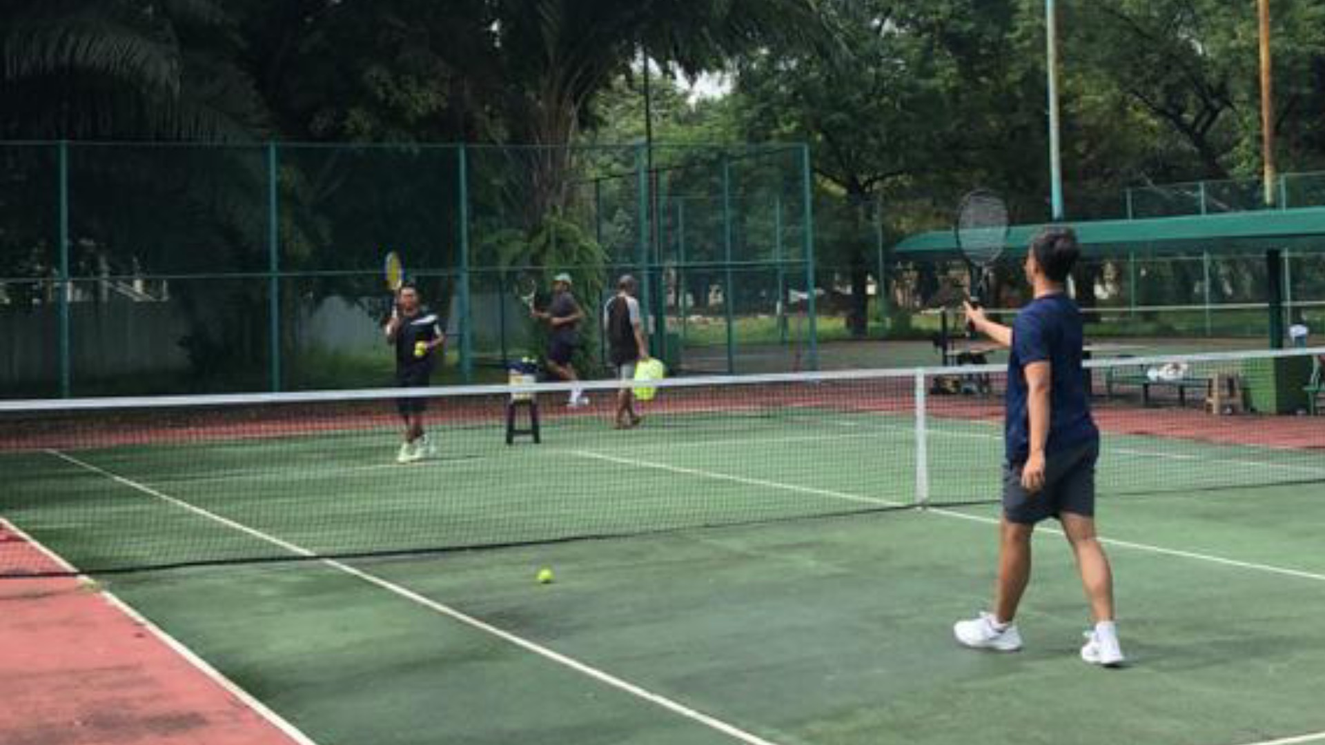 Tenis For All Levels at Tanjung Mas Raya Tenis Court