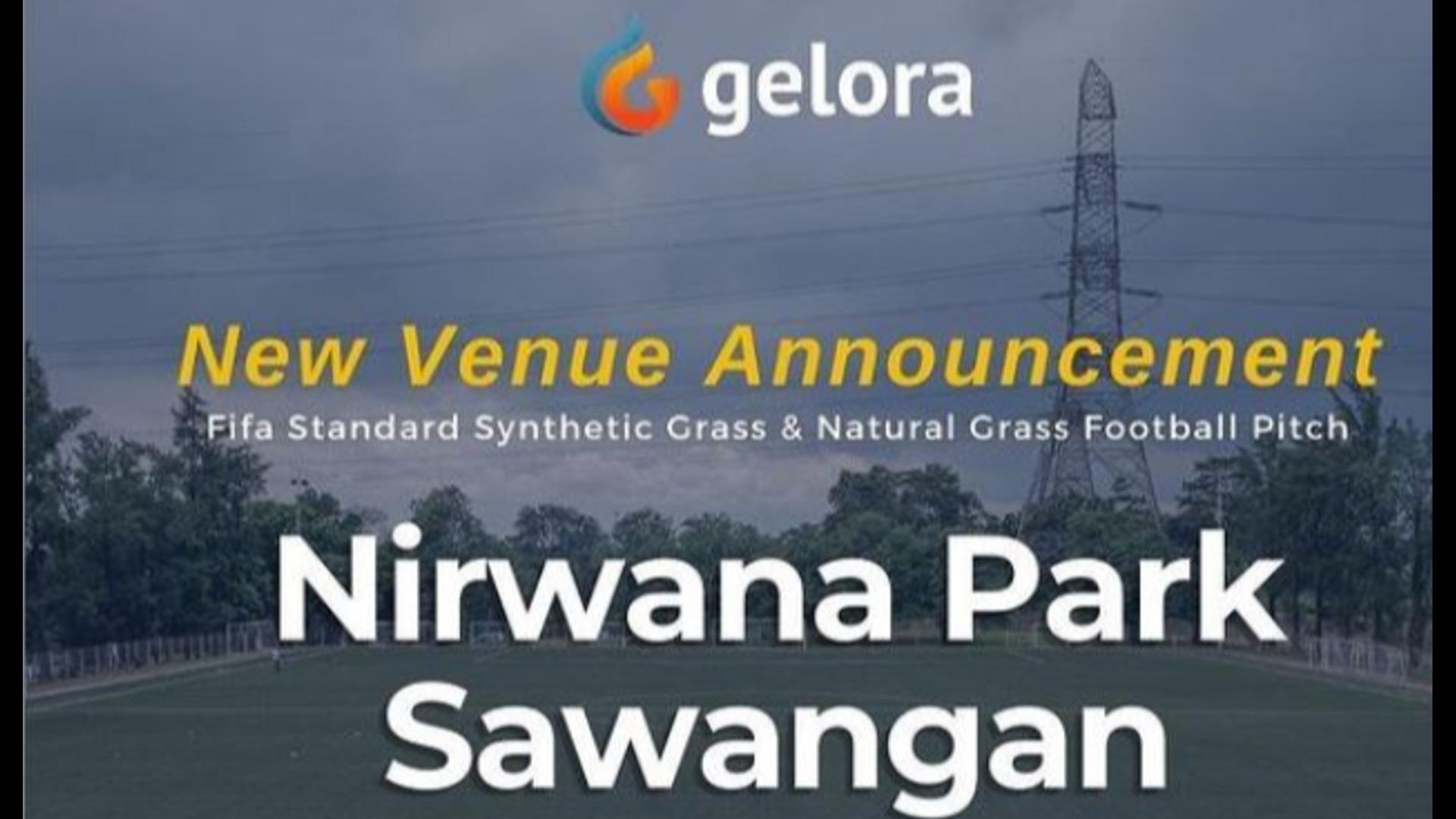 Gelora x Nirwana Park