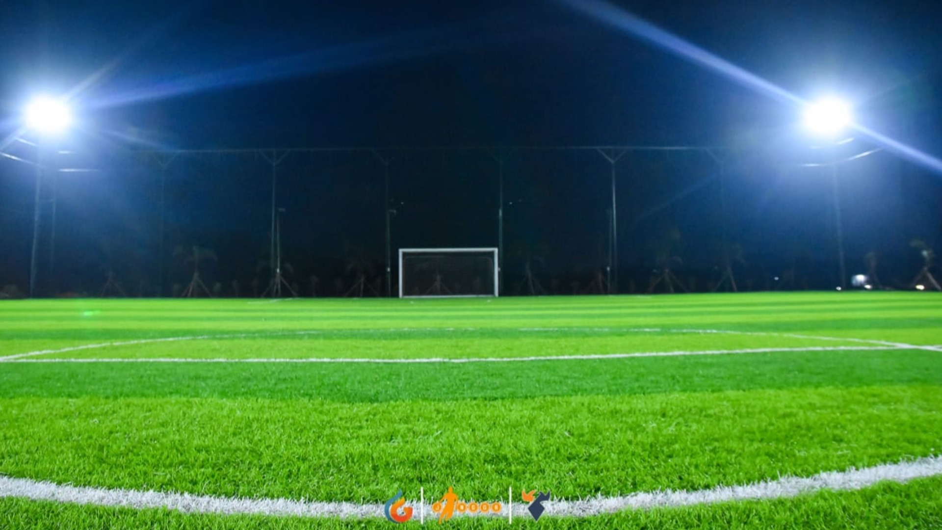 Jingga mini soccer