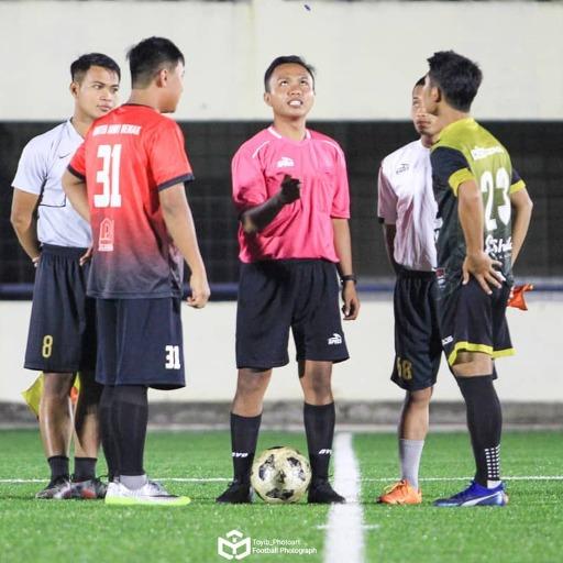 Fun game mini soccer