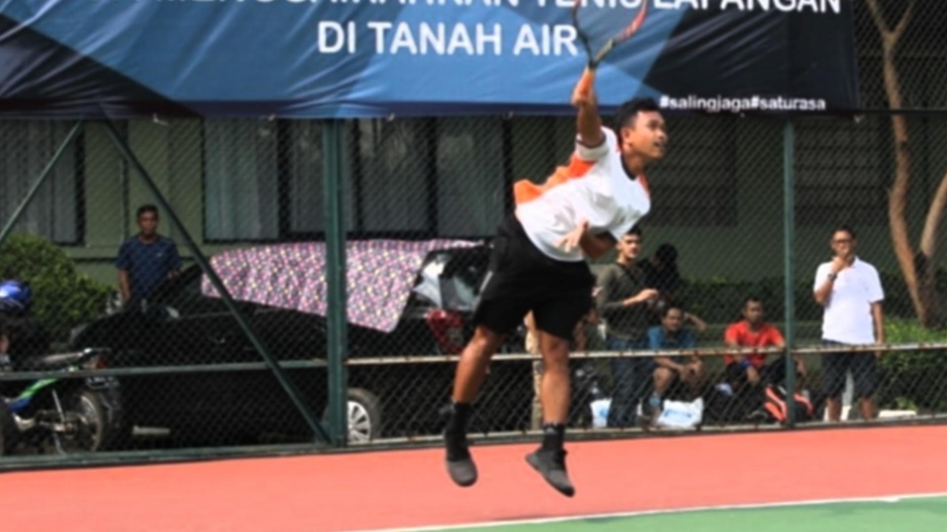 Coach Tenis Budy Hartanto