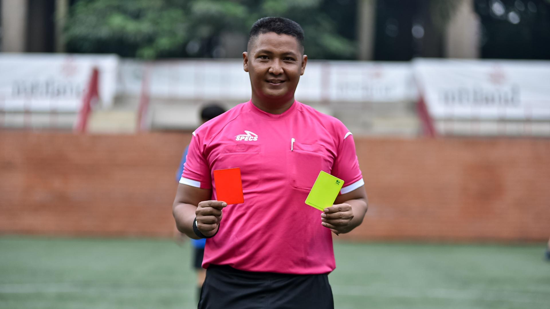 Referee OKE