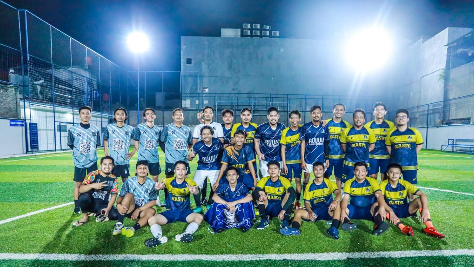 SUNDAY FUN FOOTBALL at SERENIA